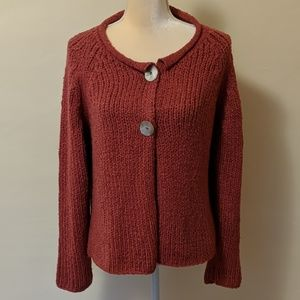 Beyond Threads 100% Pima Cotton Made Peru Sweater